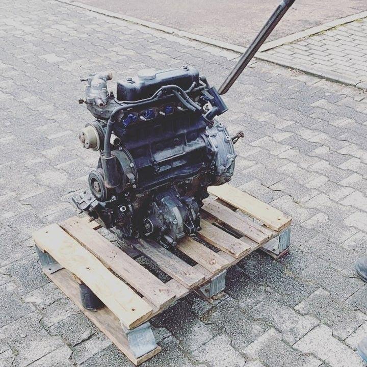 Ice blasting - cool stuff engine rebuild Classic Mini Cooper