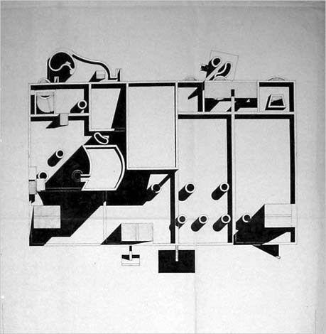 Juan Borchers | edificio COPELEC / Chillán, 1962-1965