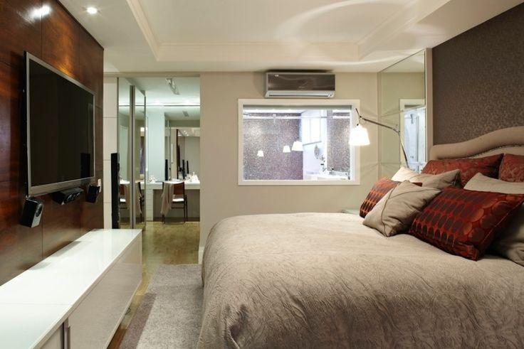 Tour Pelo Quarto Banheiro E Closet ~ Closet, Ems and Madeira on Pinterest