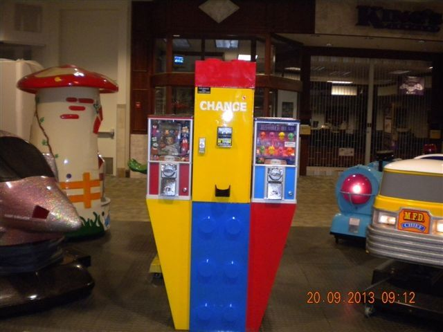 Ohio Valley Mall - It's your turn for a fun toy kiosk!