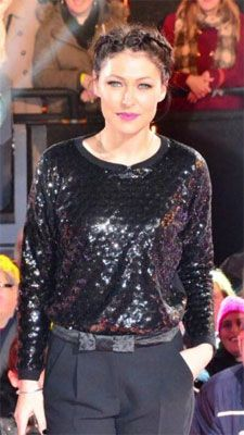 Get the Look: Emma Willis's Big Brother Braided Updo - Celebrity hair