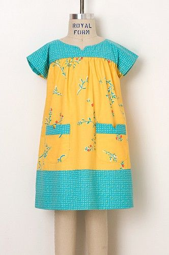 digital ice cream dress sewing pattern- lila's birthday dress minus the notches