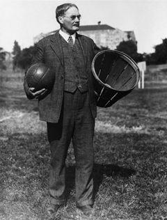 El primer partido de básquetbol de la historia, disputado en diciembre de 1891 en Springfield College entre dos equipos de nueve jugadores, acabó 1-0.