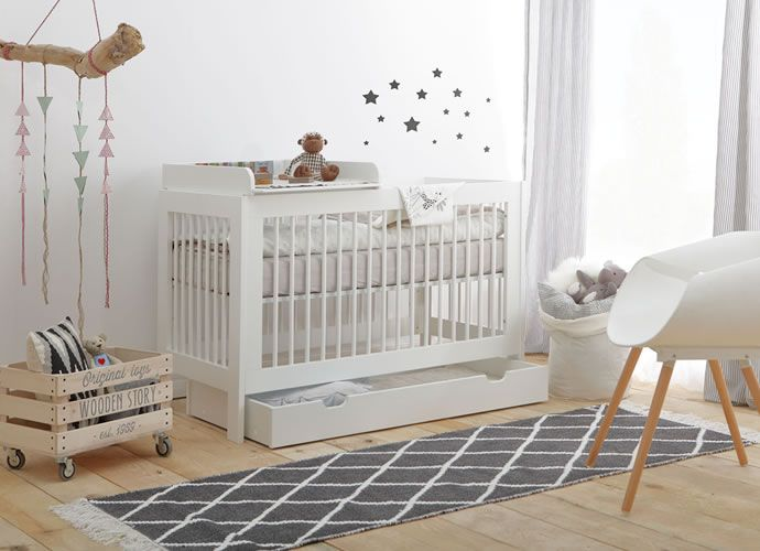 Łóżeczko dziecięce BASIC 140x70