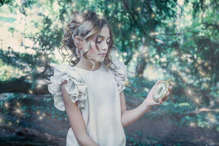 Léa P for Marilyn Tov - Happy New Year - Dress Victoria - photo by Wanda Kujacz