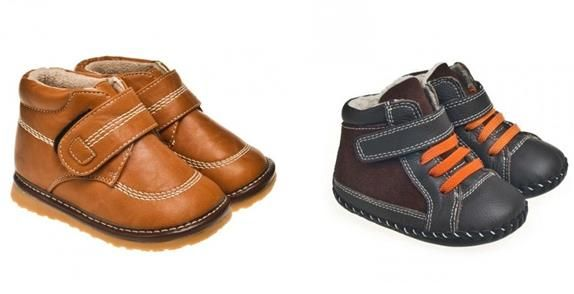 Детская осенняя и зимняя обувь