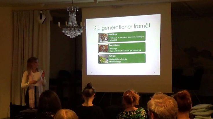 Enhetspresentation av Sara Hamidi Widén i Stockholm 16 juni 2014