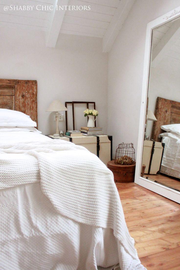 Oltre 25 fantastiche idee su camera da letto di montagna - Shabby chic interiors a casa di federica ...