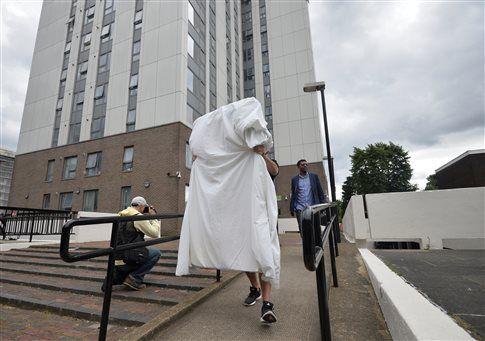 Εξήντα ουρανοξύστες στο Λονδίνο δεν πέρασαν τους ελέγχους ασφαλείας