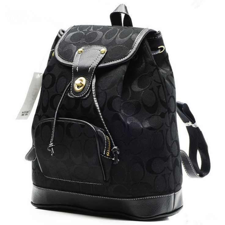 2017 new Coach Black Backpack sales online, save up to 90% off being unfaithful limited offer, no tax and free shipping.#handbags #design #totebag #fashionbag #shoppingbag #womenbag #womensfashion #luxurydesign #luxurybag #coach #handbagsale #coachhandbags #totebag #coachbag