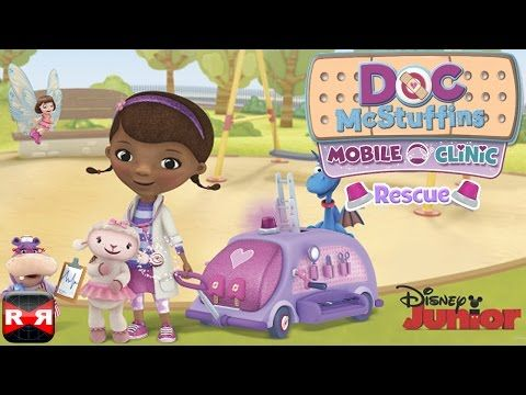 Doc McStuffins Pet Vet (By Disney) - iOS / Android - Gameplay Video Part 1 - YouTube
