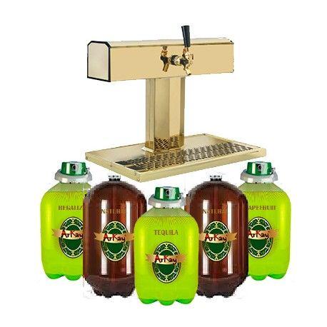 Non-Returnable Kegs plus ArKay NA Beer Draft Dispenser http://www.arkaymaltbeverages.com/home/48-non-returnable-keg-.html