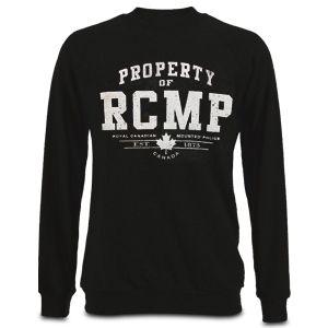 $29.99 RCMP Property Sweatshirt