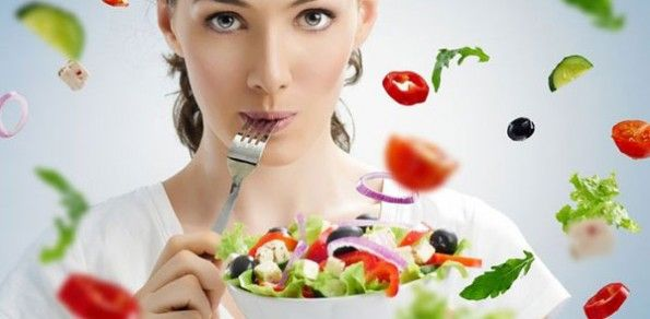 Easy and healthy and balanced ways how to slim down fast.