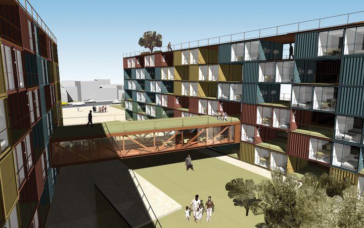One city block Elemental/Universidad Catolica de Chile - Pesquisa Google