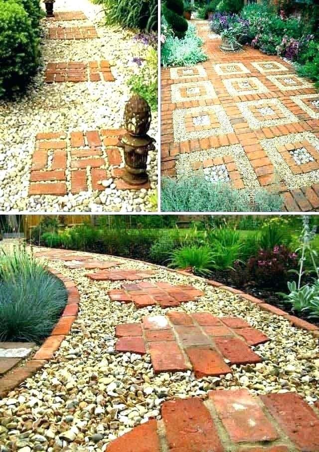 Decorative Outdoor Stepping Stones Garden
