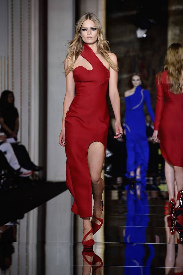 Abiti monospalla 2015   The Last Dress