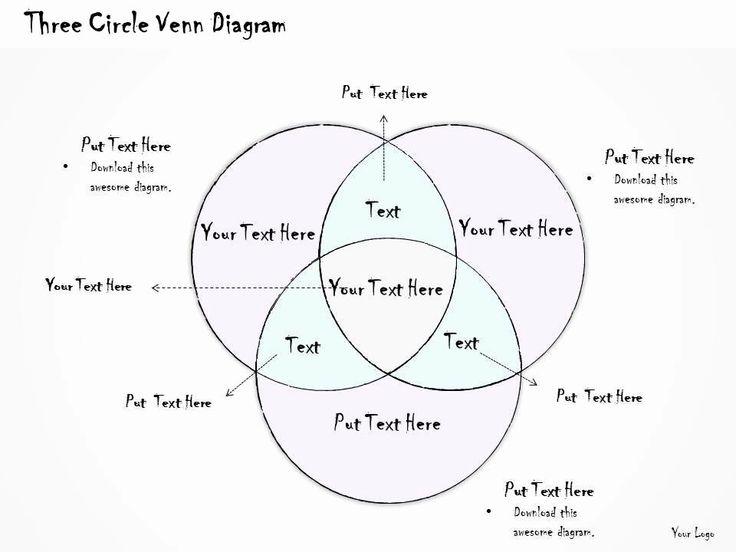 Venn Diagram Template Powerpoint Unique 1814 Business Ppt