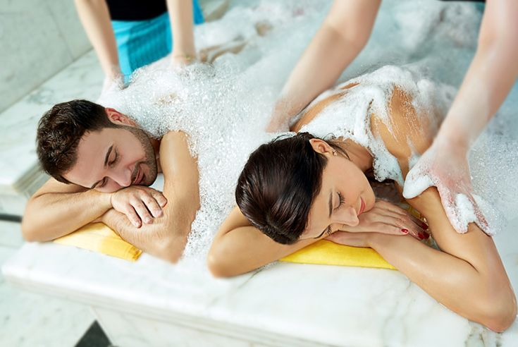 Luxury Turkish Spa & 2 Treatments