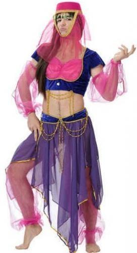 Disfraz de Danza del Vientre adulto .www.leondisfraces.es
