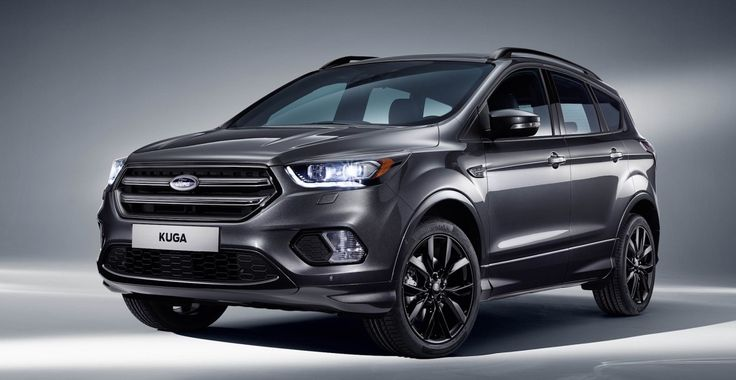 A New Ford Kuga SUV sporty and efficient