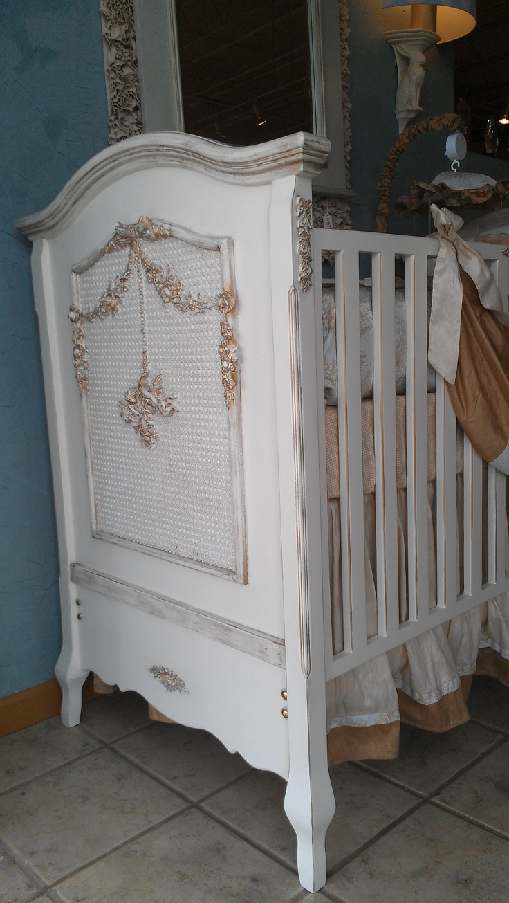 Used crib for sale atlanta - Bedding By Pine Creek On Art For Kids Cherubini Crib With Gold Trims You Can