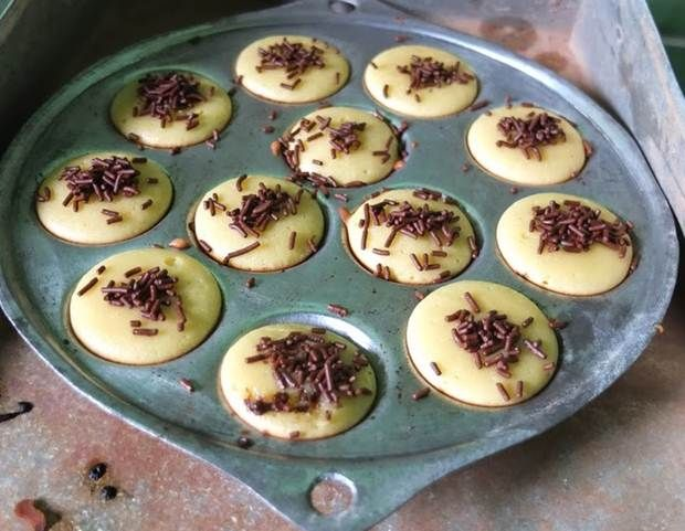 Resep Kue Cubit Jtt: 17 Best Images About Kudapan Manis Indonesia On Pinterest