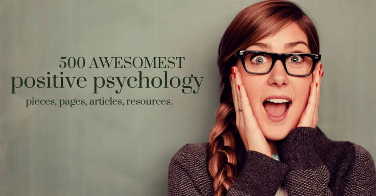 500 awesomest positive psychology pieces