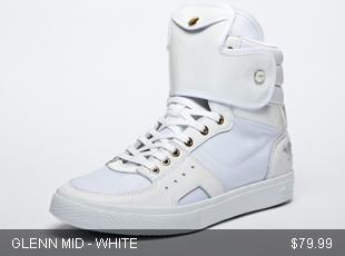 So... shoes with hidden pockets! #WishList Roos Shane & Shawn Men's shop GLENN MID-WHITE