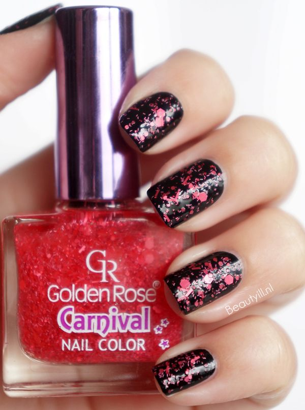 Golden Rose Carnival Nail Color Mega Review ~ 07