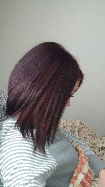 Wella Color Charm 5RV507 Burgundy Hair Color Hair