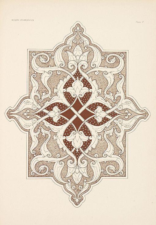 Design is fine. History is mine. — Christopher Dresser, Modern Ornamentation, 1886....