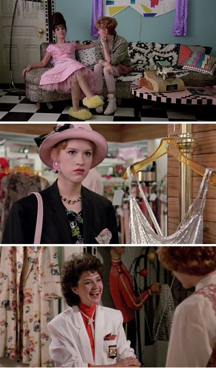 duckie s not the only reason why we still love pretty in pink some girls pinterest. Black Bedroom Furniture Sets. Home Design Ideas