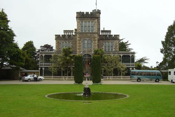 Larnach Castle, Dunedin, NZ