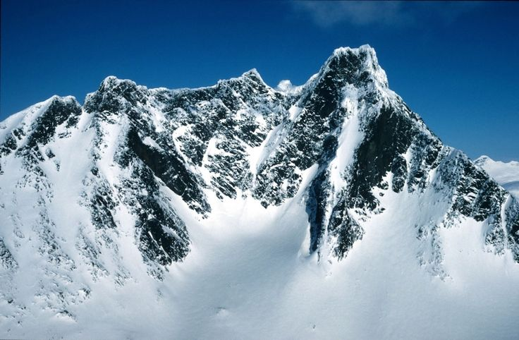Store Skagadølstind - Norges Matterhorn