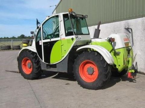 CLAAS TARGO K50 K60 K70 WORKSHOP REPAIR MANUAL