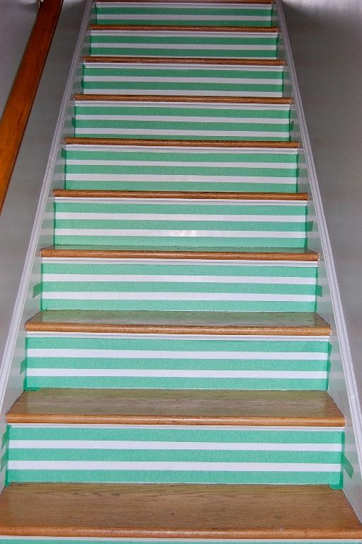 1000 ideas sobre pintar escaleras en pinterest - Scala decorativa ikea ...