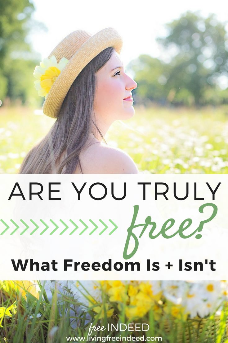 Freedom In Christ  How Jesus Sets You Free  Freedom Definition   Misconceptions About Freedom