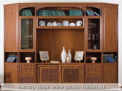 Современная классика - Итальянская мебель для гостиной »