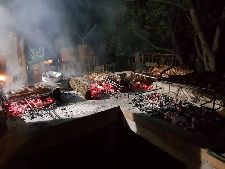 Self catering with a difference. Let one of our chefs show you why Black Leopard Camp is famous for our open fire cooking. Just bring the ingredients and we will do the rest. Book now to experience this fireside fare.