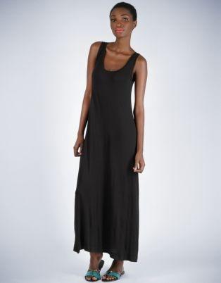 Michelle Ludek Lola Maxi Dress Black