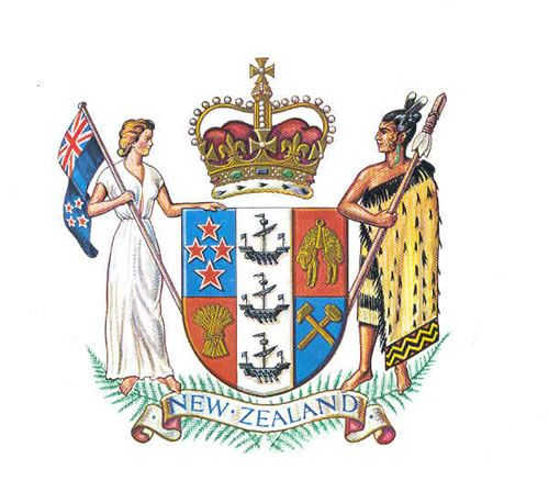 O'Brien Coat of Arms Shield | New Zealand's Coat of Arms