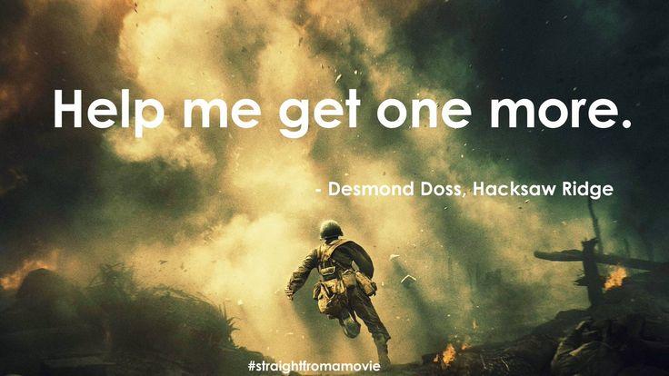 Hacksaw Ridge | Desmond Doss