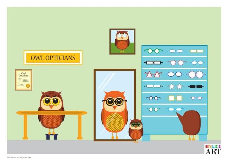 owl optician: Liscen Optician, Dreams Offices, Optician A3, Liscens Optician, Optometry, Eyestuff, Owl Optician