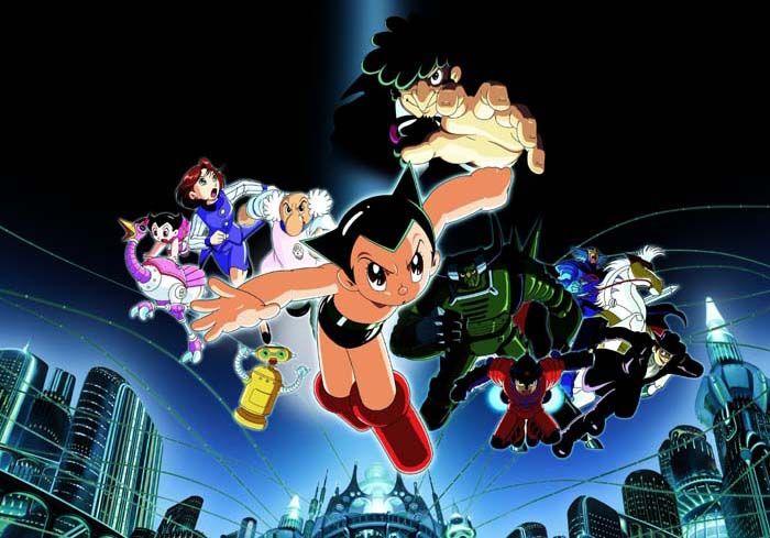 La productora estadounidense New Line Cinema está trabajando en un live-action de Astro Boy