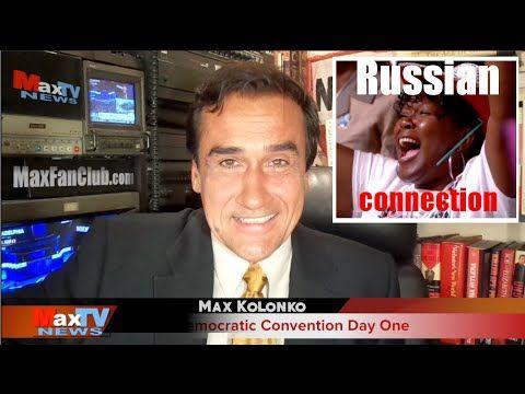 DNC The Russian Connection - Max Kolonko: Rosyjski Łącznik i demokraci