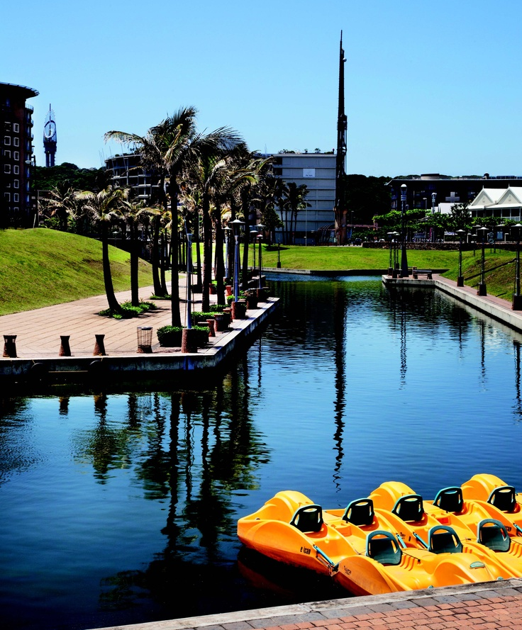 All parties involved in the Point Waterfront Development are finally happy with the plans that promise to create an area that will become the jewel in the crown of Durban's beachfront