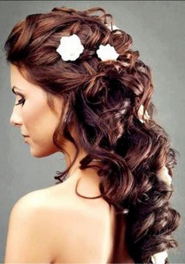 Best 25 loose curly updo ideas on pinterest bridesmaid hair 30 beautiful loose curly updo wedding hairstyles pmusecretfo Choice Image