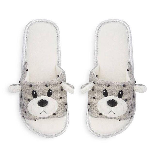 Zapatillas Grey Teddy Bear  Categoría:#pantuflas #primark_mujer #zapatos_mujer en #PRIMARK #PRIMANIA #primarkespaña  Más detalles en: http://ift.tt/2n9XNEA