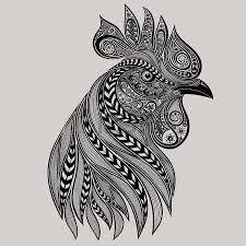 Resultado de imagen para tatuaje de gallo mujer